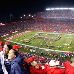 Rutgers Football Game at High Point Solutions Stadium
