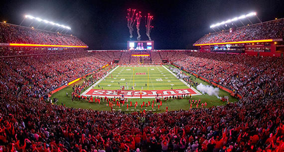 High point solutions stadium at rutgers university