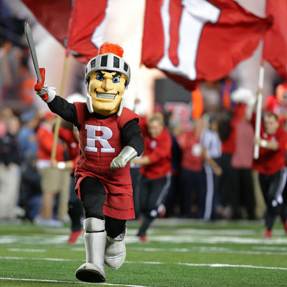 Rutgers Mascot The Scarlet Knights